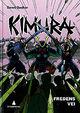 Omslagsbilde:Kimura 8 : Fredens vei