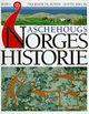 Omslagsbilde:Aschehougs norgeshistorie . Bind 1 . Fra jeger til bonde : inntil 800 e.Kr.