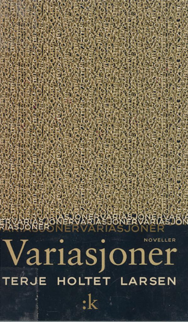 Variasjoner : noveller