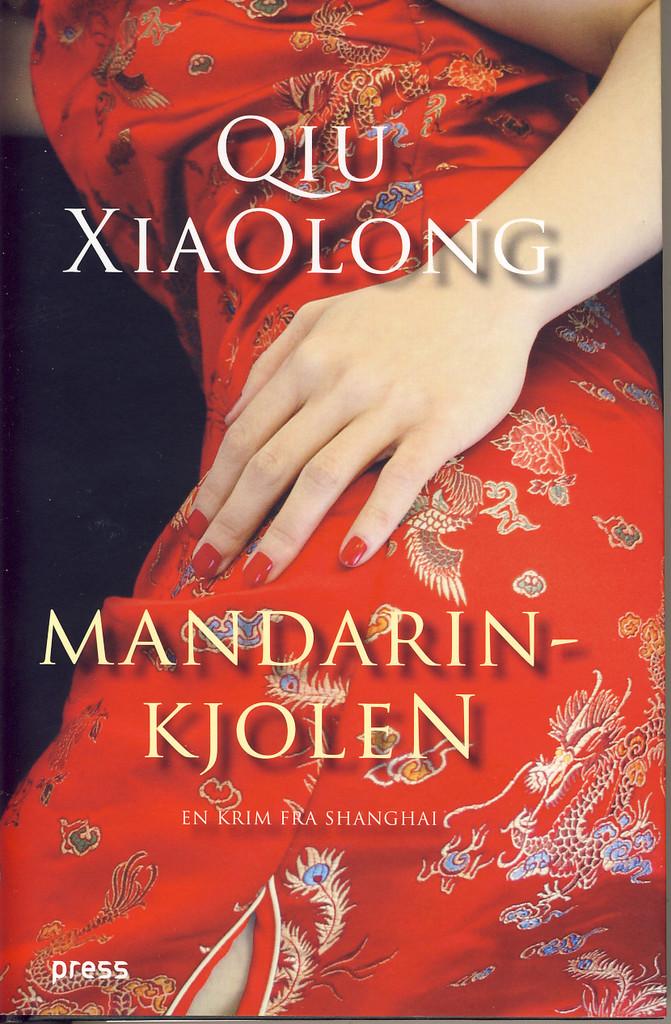 Mandarinkjolen : roman