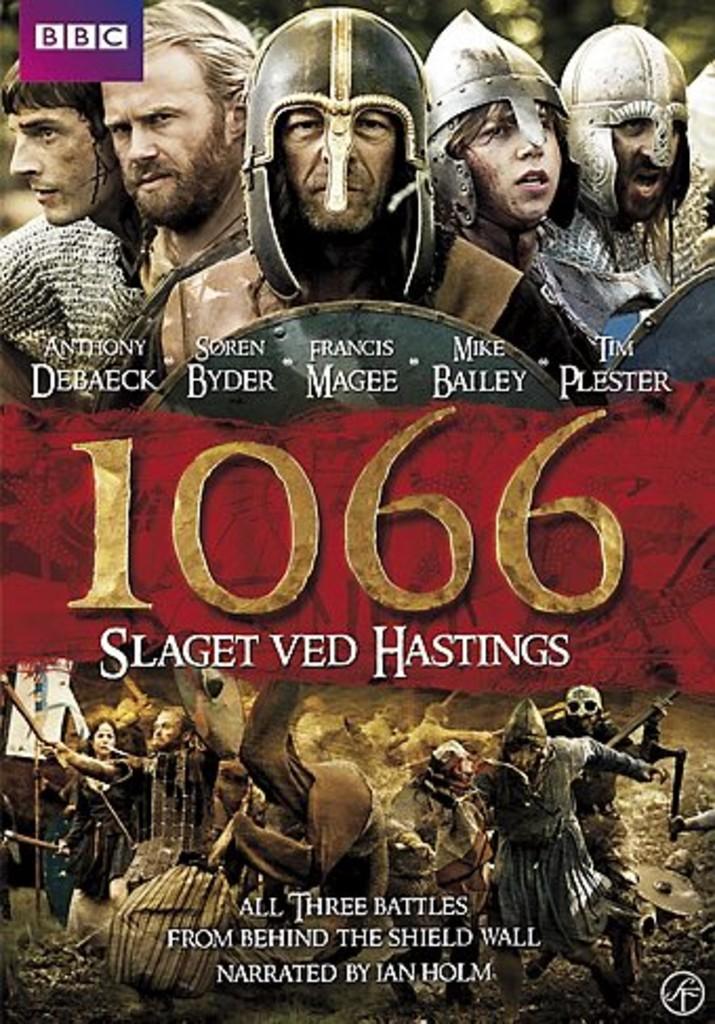 1066 : slaget ved Hastings