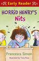 Omslagsbilde:Horrid Henry's nits