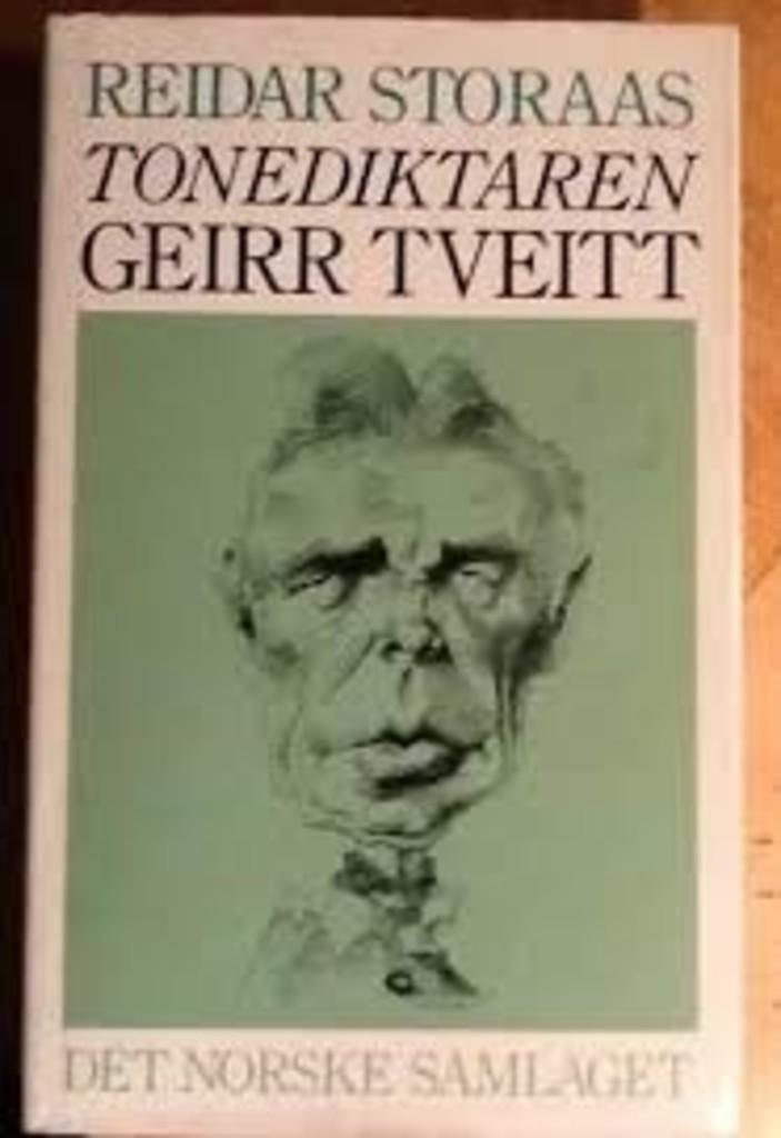 Tonediktaren Geirr Tveitt : songjen i fossaduren