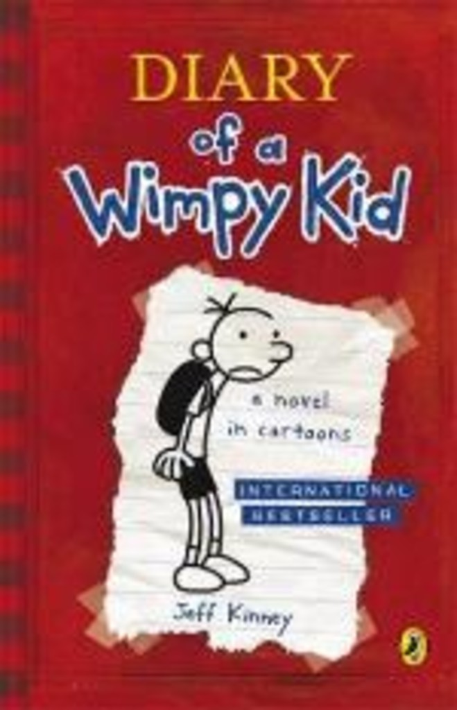 Diary of a wimpy kid : Greg Heffley`s journal