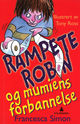 Omslagsbilde:Rampete Robin og mumiens forbannelse