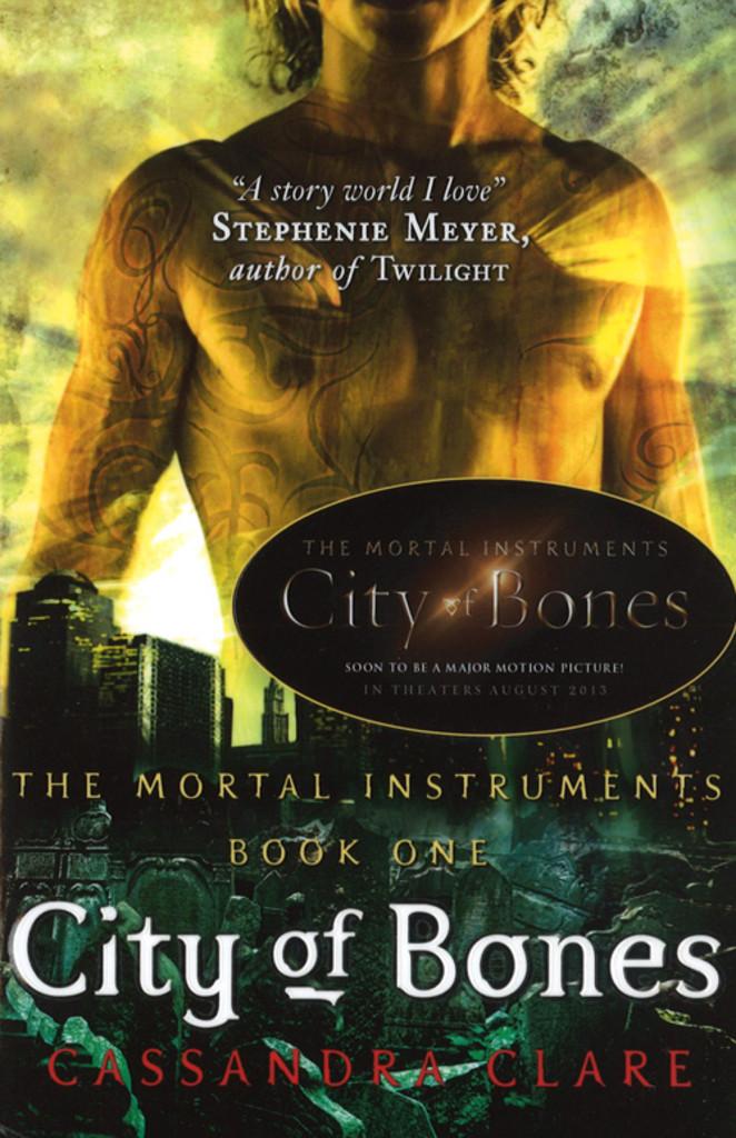 City of bones . 1