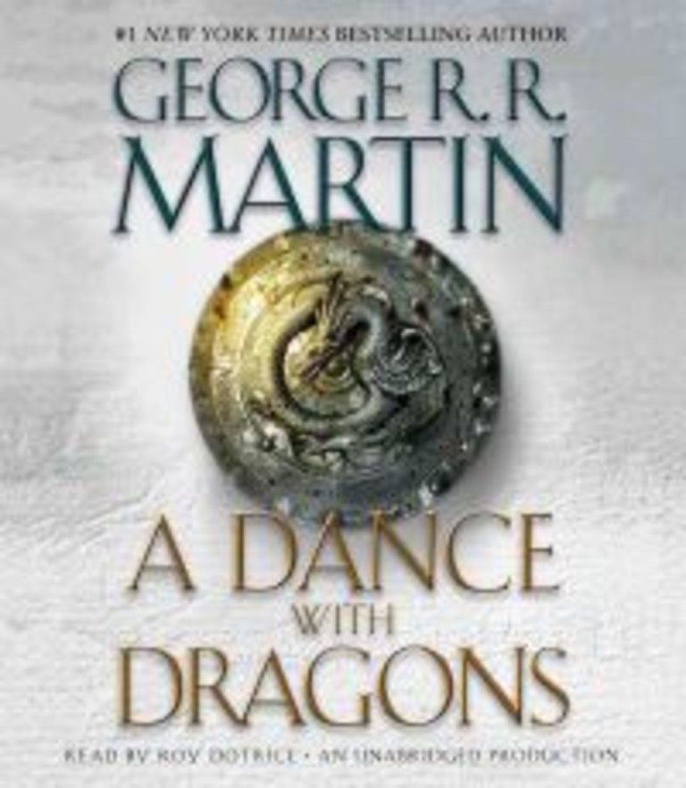 A dance with dragons, part two : Book five of A song if Ice and Fire