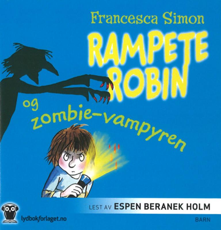 Rampete Robin og zombie-vampyren