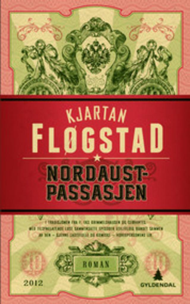 Nordaustpassasjen : roman
