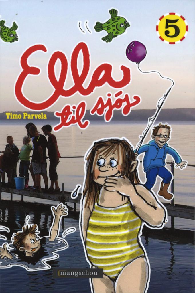 Ella til sjøs . 5