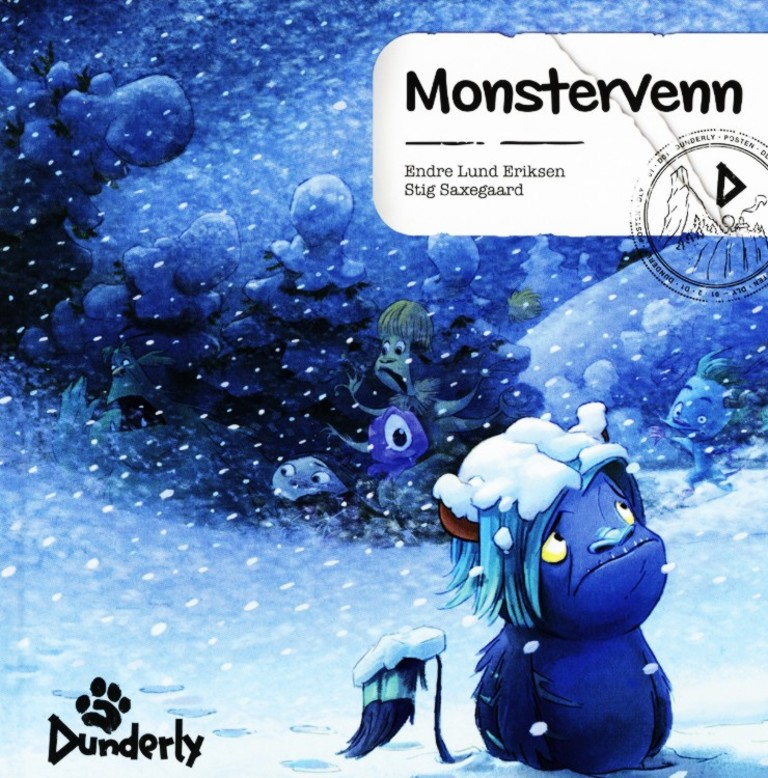 Monstervenn