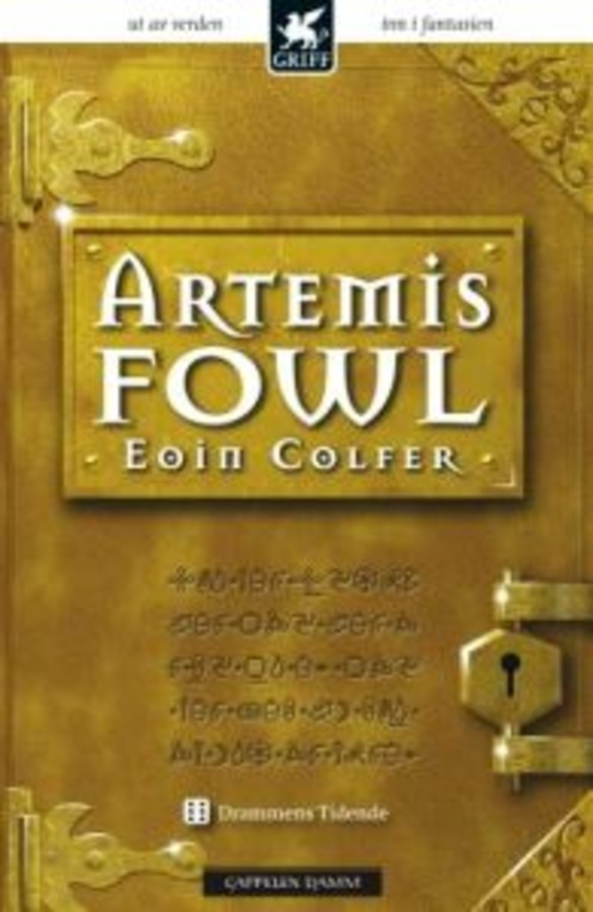 Artemis Fowl. [1].