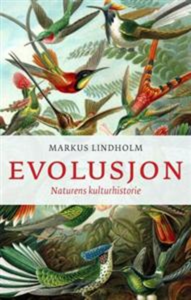 Evolusjon : naturens kulturhistorie
