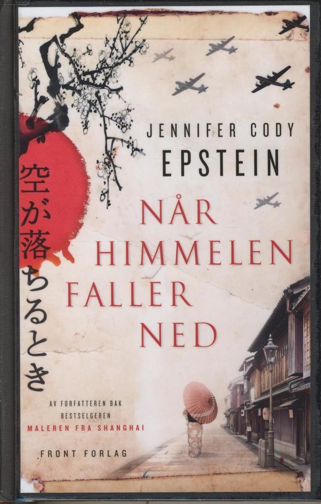 Når himmelen faller ned : en roman