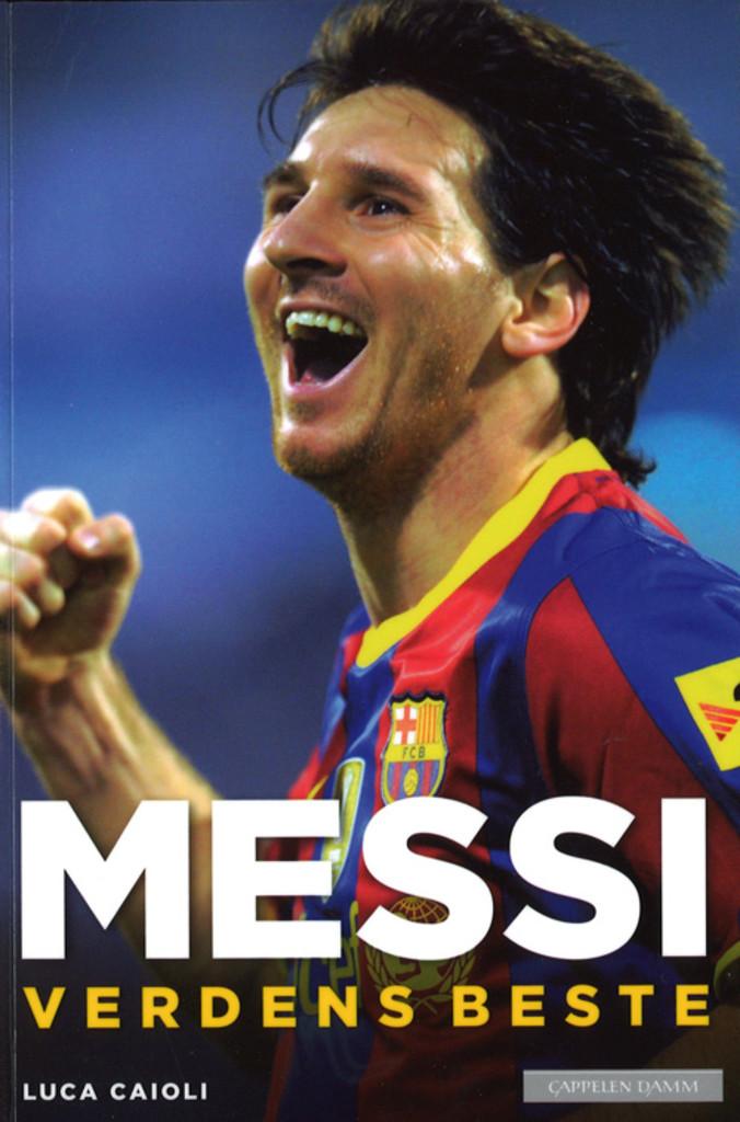 Messi : verdens beste