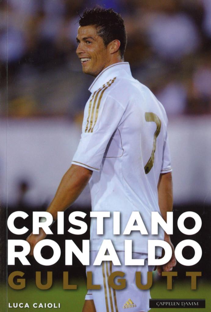 Cristiano Ronaldo : gullgutt