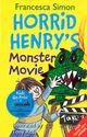 Omslagsbilde:Horrid Henry's monster movie