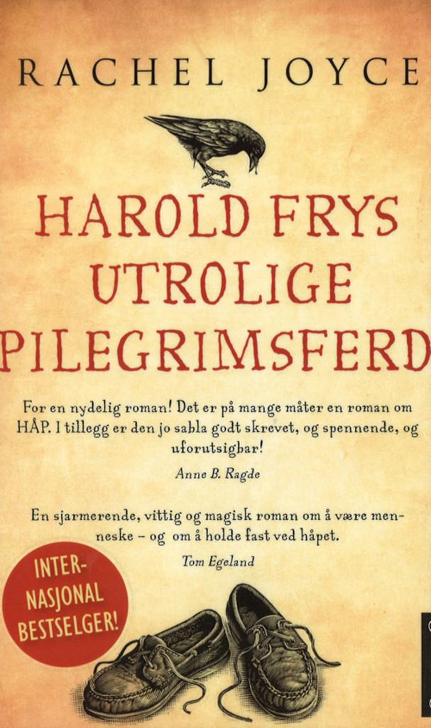 Harold Frys utrolige pilgrimsferd (1)