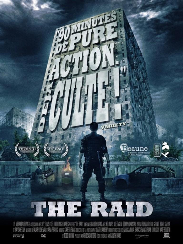 The Raid : redemption