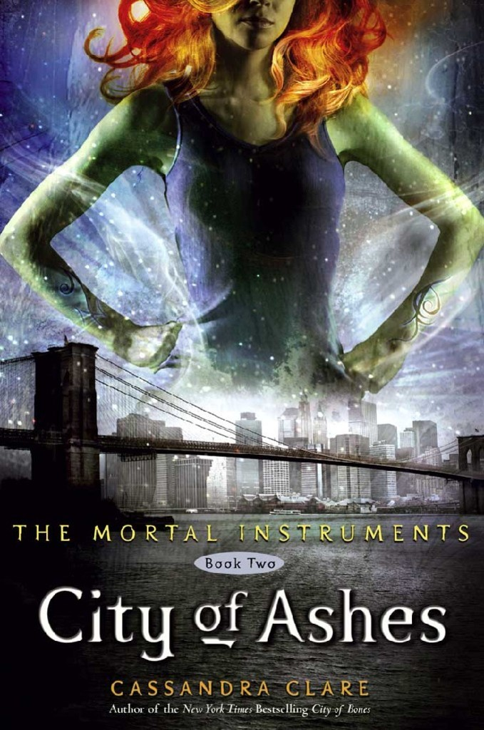 City of ashes . 2