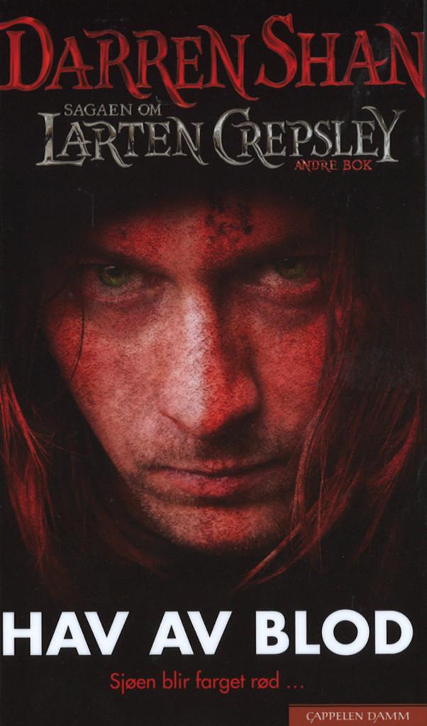 Hav av blod : Sagaen om Larten Crepsley