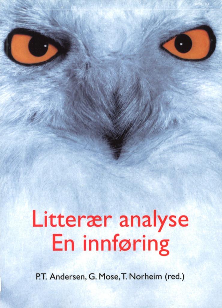 Litterær analyse : en innføring