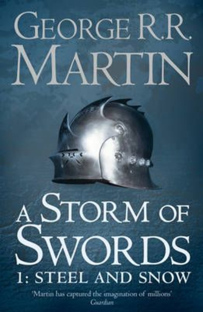 A storm of swords, part two: Blood and gold 3