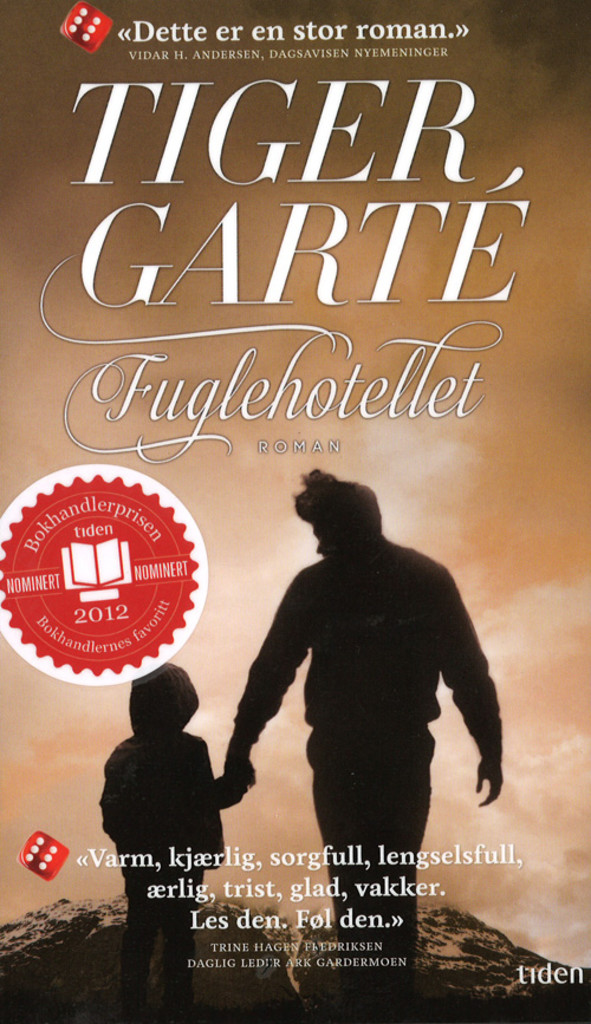 Fuglehotellet : roman