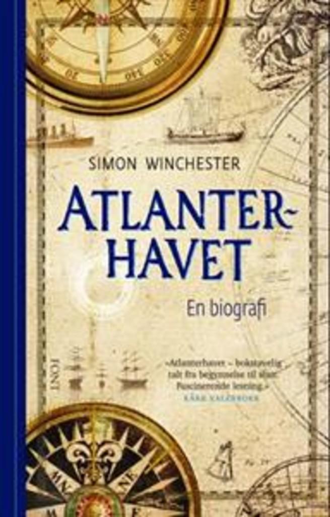 Atlanterhavet : en biografi