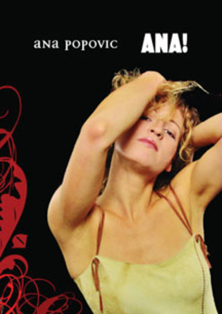 Ana! : Live in Amsterdam