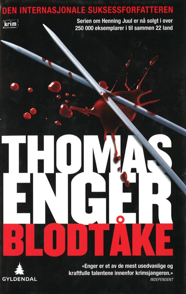 Blodtåke : kriminalroman