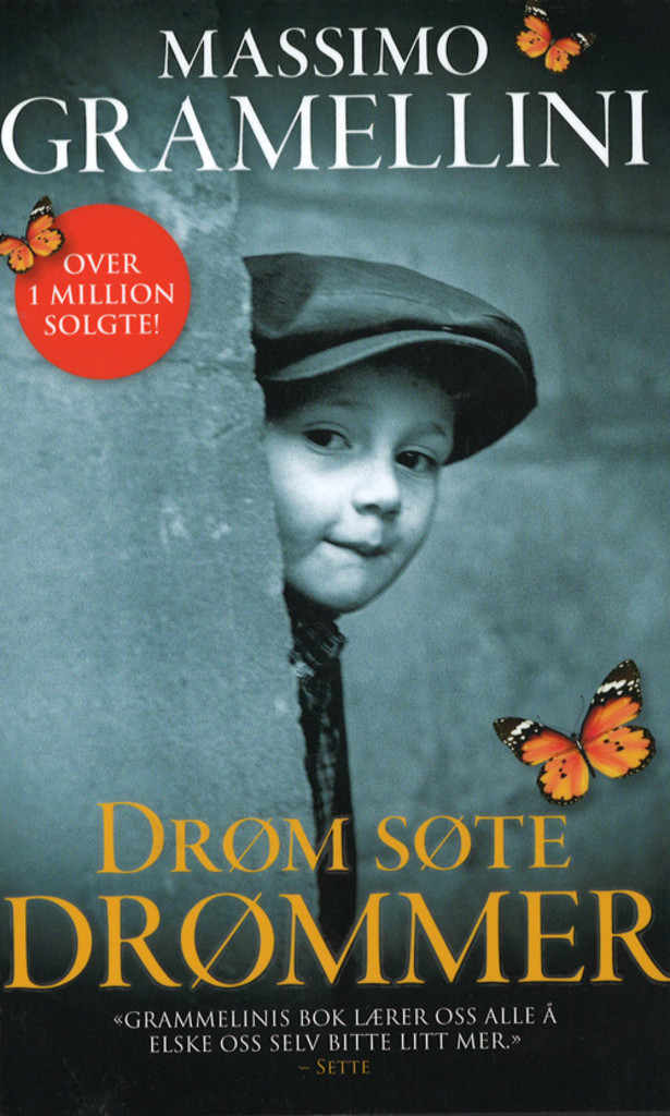Drøm søte drømmer : roman