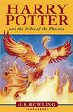 Omslagsbilde:Harry Potter and the order of the Phoenix