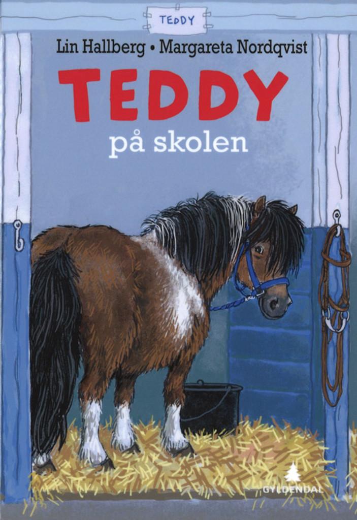Teddy på skolen (Åpen linjeavstand)