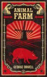 """""""Animal Farm : a fairy story"""""""