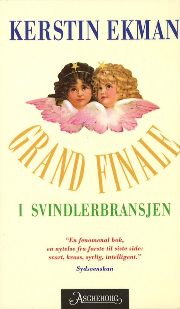Grand finale i svindlerbransjen : roman