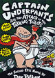 Omslagsbilde:Captain Underpants and the attack of the talking toilets : the second epic novel