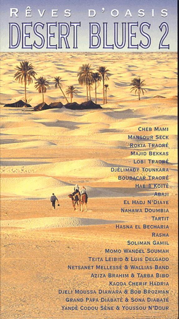 Rêves d'oasis : desert blues. 2.