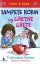 Omslagsbilde:Rampete Robin og Gretne Grete