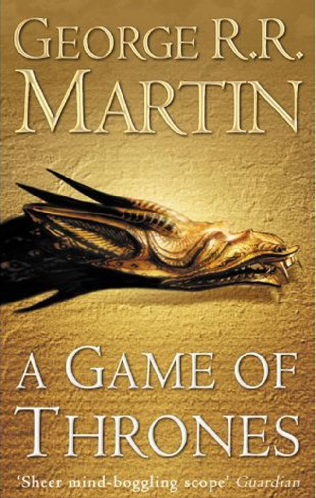 A game of thrones : Book one of A song of ice and fire. . 1