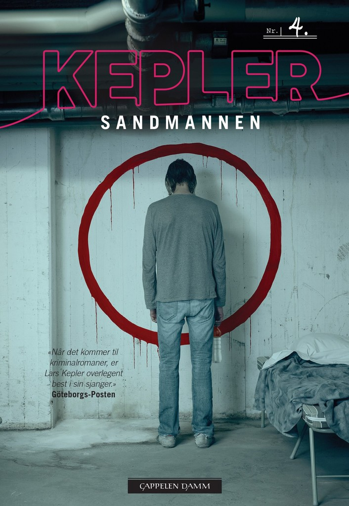 Sandmannen : kriminalroman
