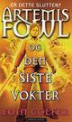 Omslagsbilde:Artemis Fowl og den siste vokter