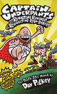 Omslagsbilde:Captain underpants and the revolting revenge of the radioactive robo-boxers : the tent epic novel