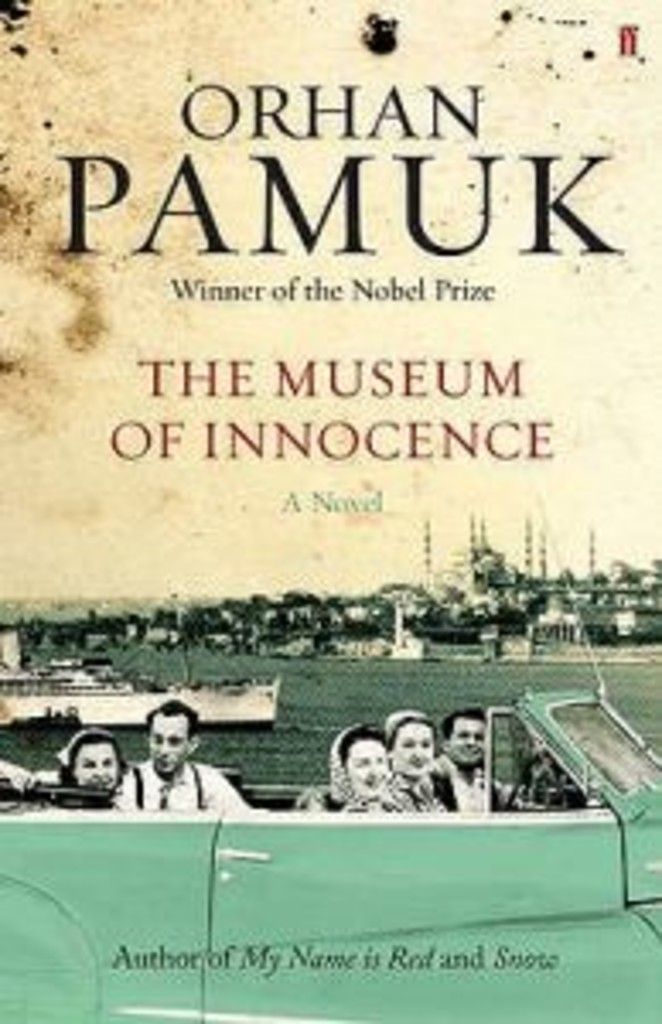 The museum of innocence : a novel