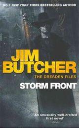 Storm front av Jim Butcher (2013)