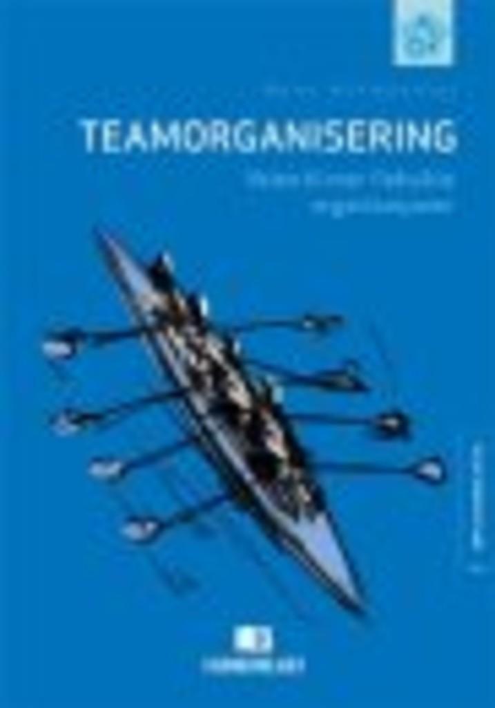 Teamorganisering : veien til mer fleksible organisasjoner