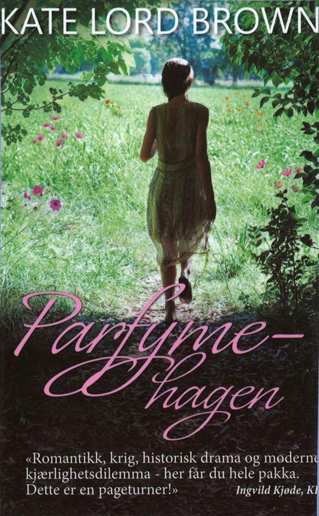 Parfymehagen : roman