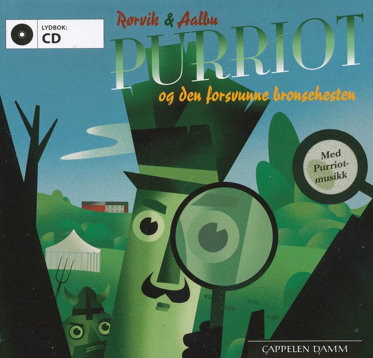 Purriot og den forsvunne bronsehesten