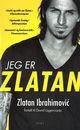Omslagsbilde:Jeg er Zlatan