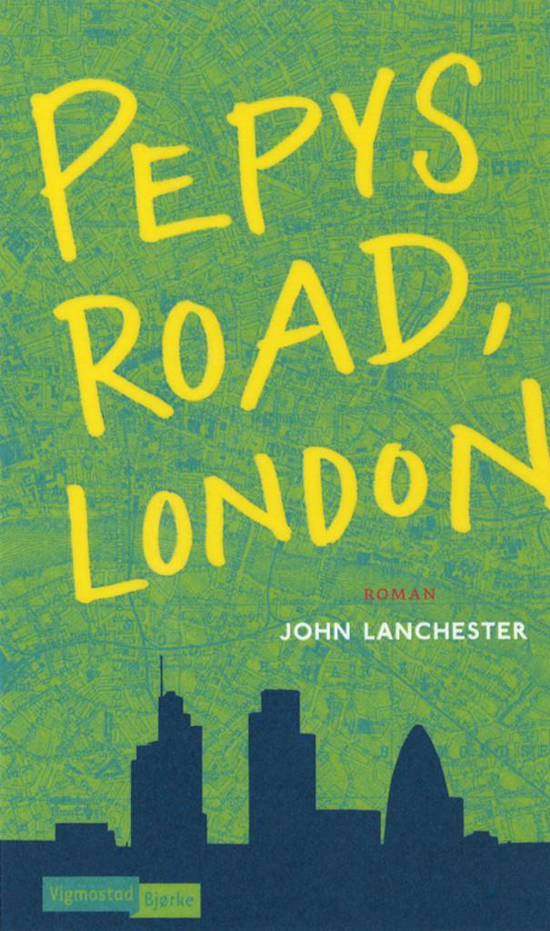 Pepys Road, London : roman